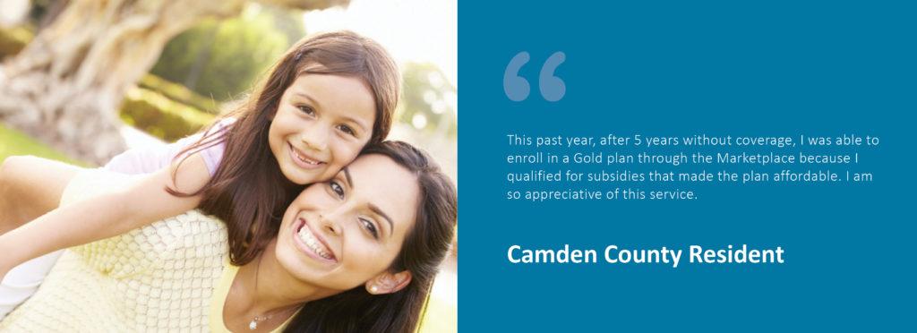 Camden Co Resident